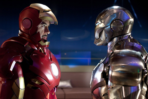 New Iron Man 2 Images – Content Loading